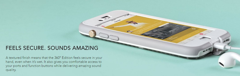 buy online b342f 7a244 Tech21 EVO AQUA 360 iPhone 7/8 Water/Shock Proof Case (Black)