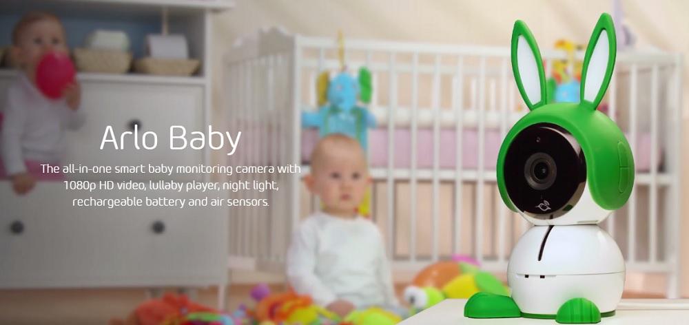 Netgear Arlo Baby Camera (ABC1000-100EUS)