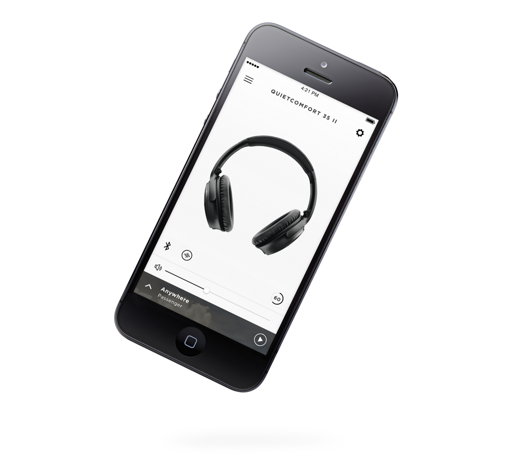 Bose QuietComfort 35 II BT Headphones (Black)