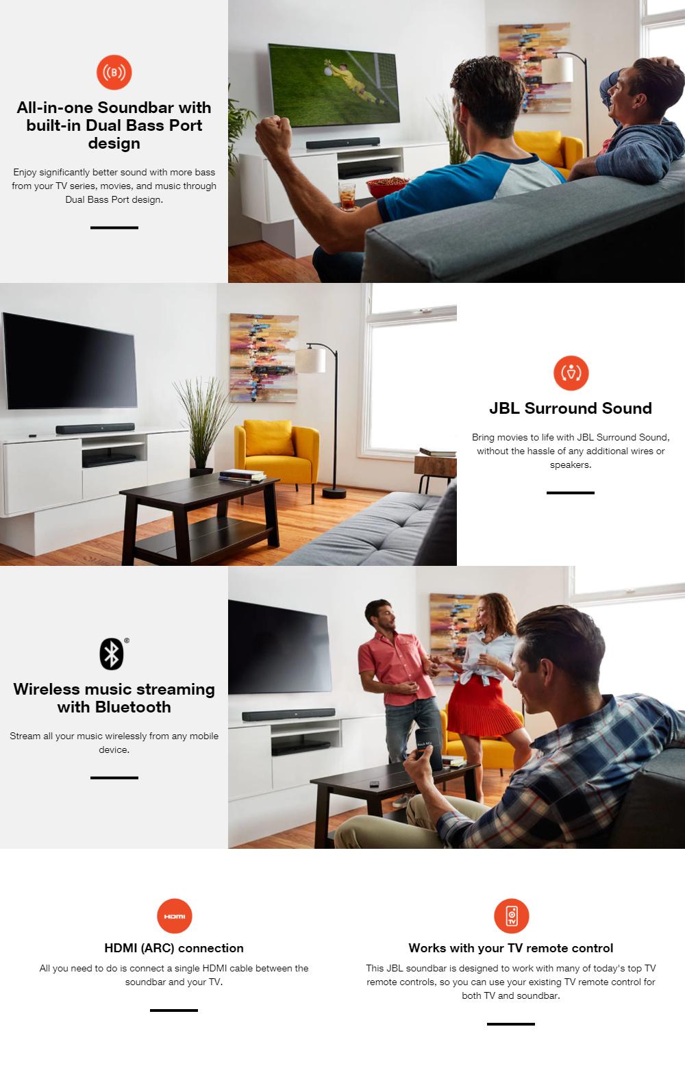 JBL Bar Studio Soundbar