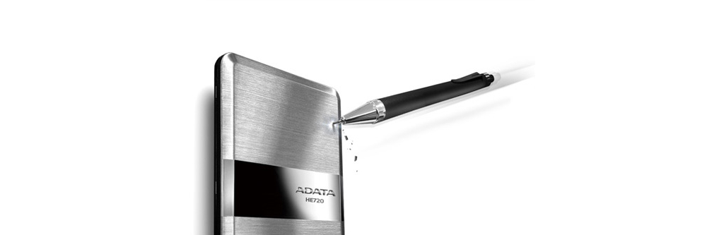 ADATA Elite Slim [HE720] 1TB Portable HDD