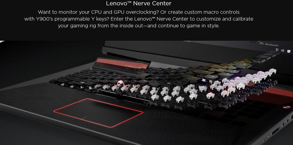Lenovo Nerve Center Y530