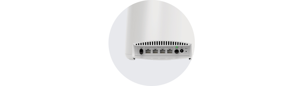 Netgear RBK53-100UKS Orbi AC3000 3pcs pack