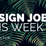 Design Jobs This Week