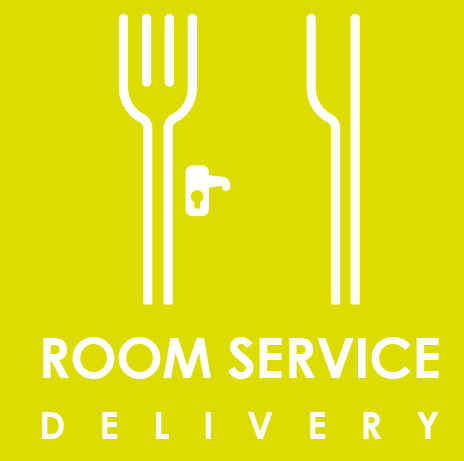 ROOM SERVICE DELIVERY