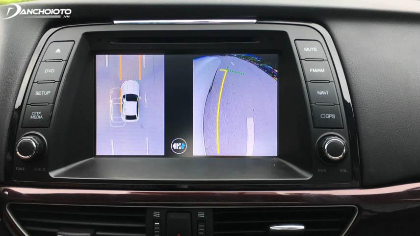 Camera 360 độ ô tô là giải pháp tối ưu nhất