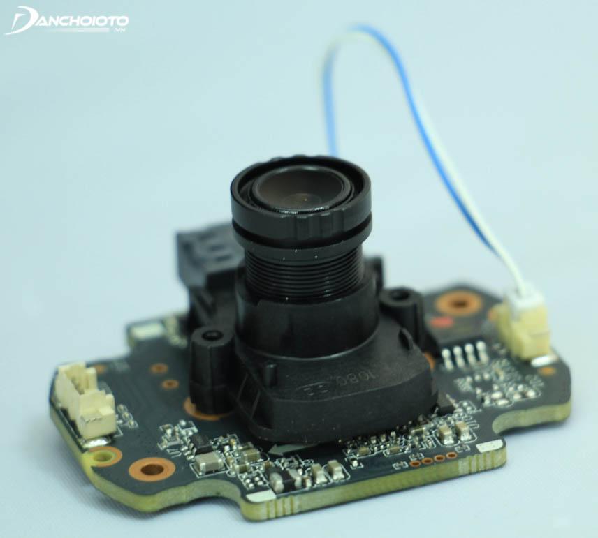 Chip camera quyết định chất lượng hình ảnh video