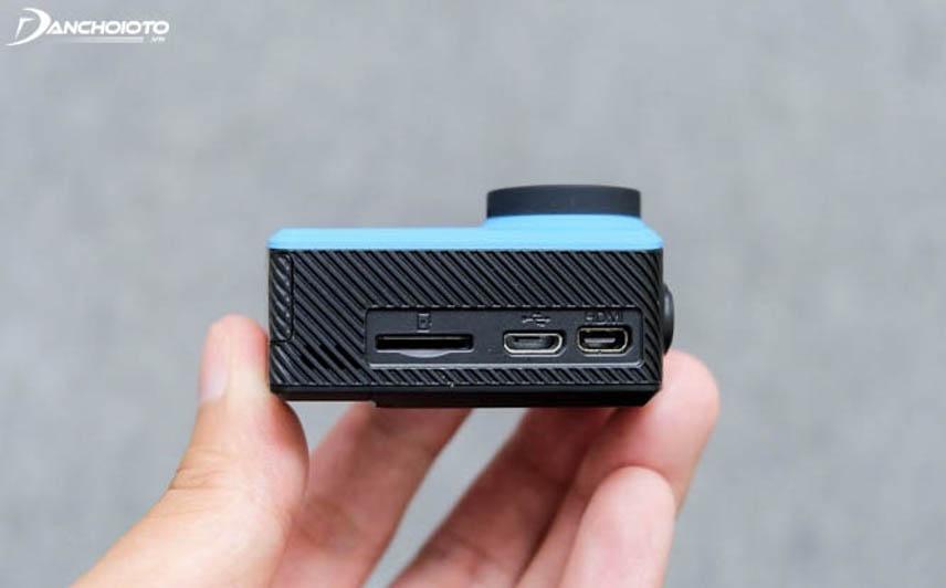 Ưu tiên camera hành trình hỗ trợ thẻ nhớ dung lượng lớn