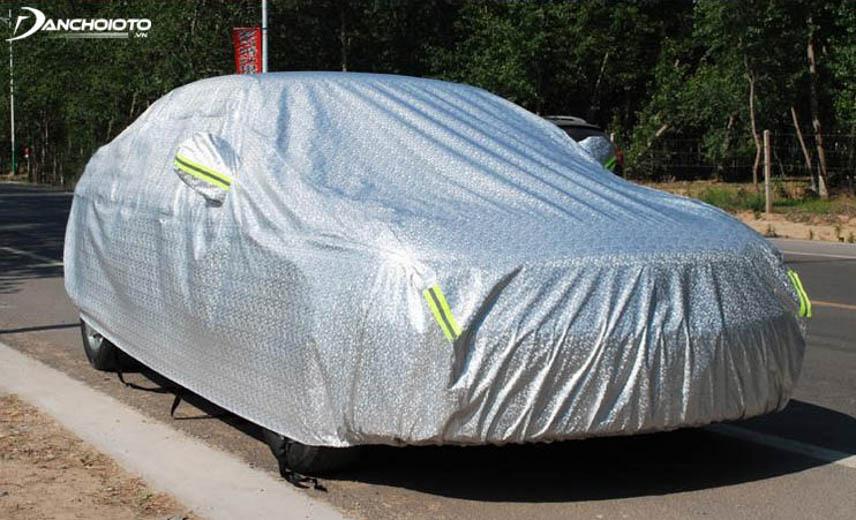 Bạt chống nóng ô tô được xem là giải pháp chống nóng hiệu quả