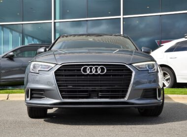Cận cảnh Audi A3: Lịch lãm, sang trọng, mạnh mẽ