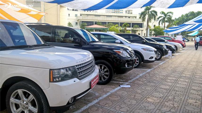 Mỗi dòng xe tương ứng với từng loại nhu cầu khác nhau