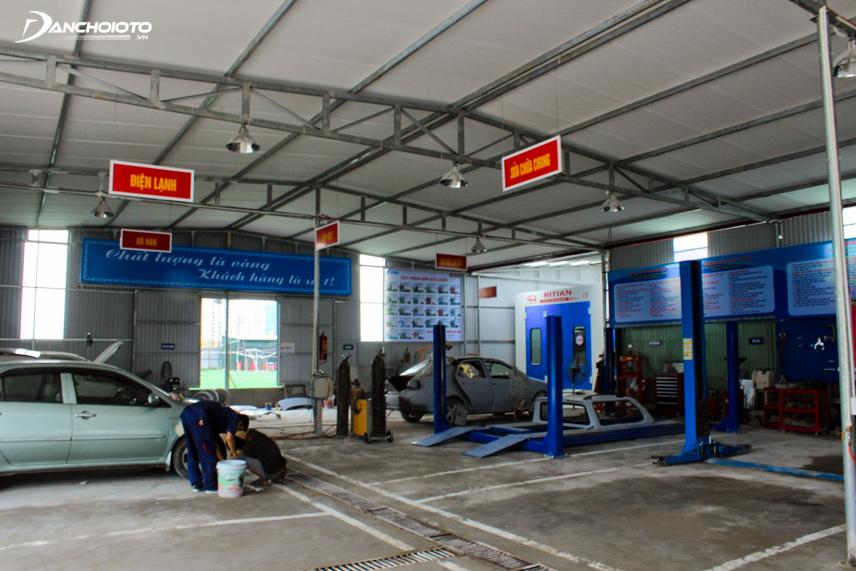 Lựa chọn trung tâm bảo dưỡng ô tô uy tín là điều cần thiết