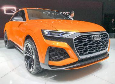 Audi Q8 – SUV cỡ nhỏ đáng mong đợi nhất của Audi