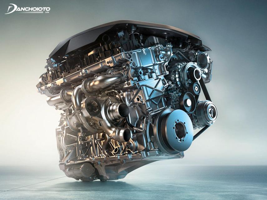 Công suất là đại diện cho sức mạnh tối đa của xe ô tô