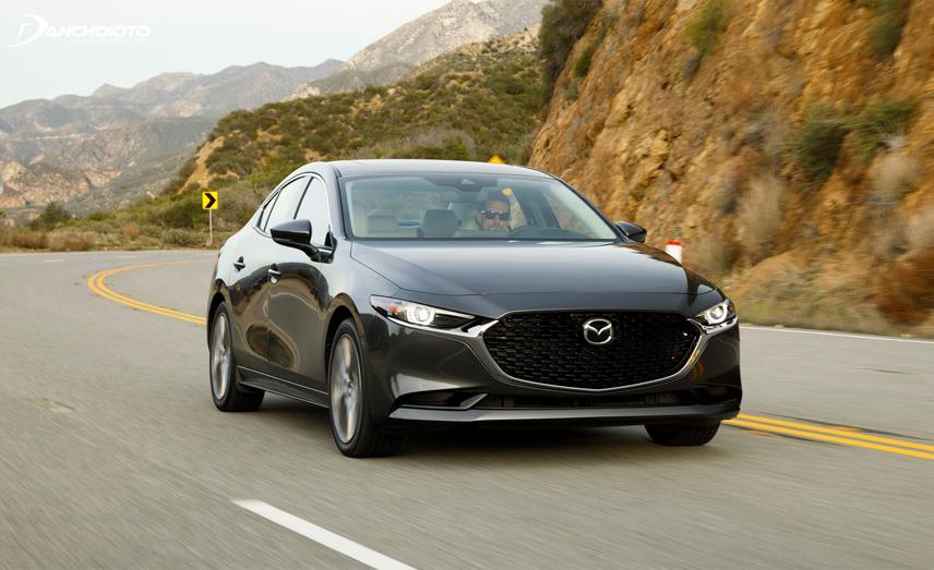 """""""Bốc"""" có lẽ là từ chính xác để nói về cảm giác khi cầm lái Mazda 3"""