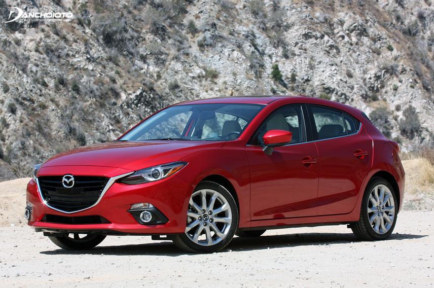 """Mazda 3 2014 mở đầu thế hệ thứ 3 ra mắt đánh dấu một sự """"lột xác"""" toàn diện"""