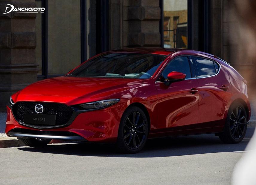 Mazda 3 2019 thế hệ mới sẽ được lấy cảm hứng khá nhiều từ siêu phẩm Kai Concept