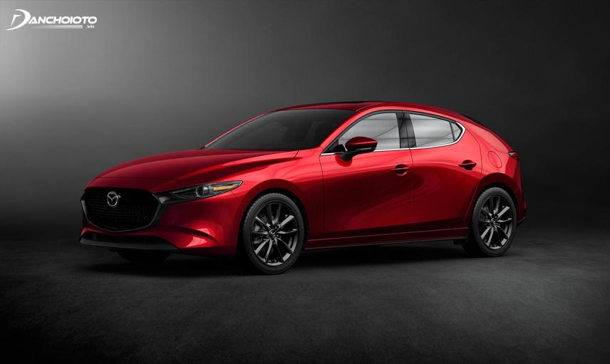 Mazda 3 là mẫu sedan hạng C bán chạy nhất hiện nay