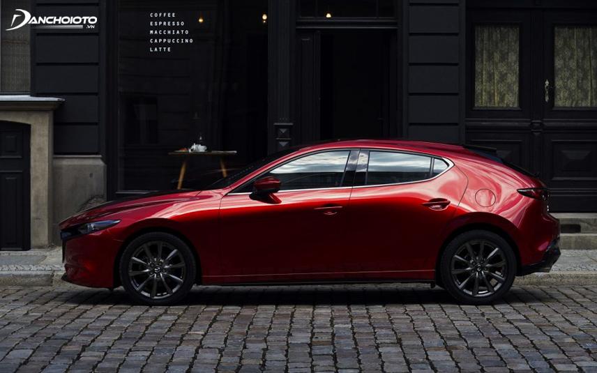 Mazda 3 sở hữu thiết kế ấn tượng nhất phân khúc