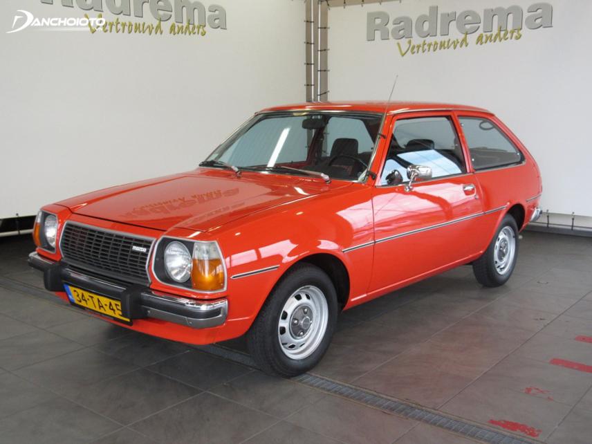 Mazda 323 là thế hệ tiền nhiệm của Mazda 3 sau này