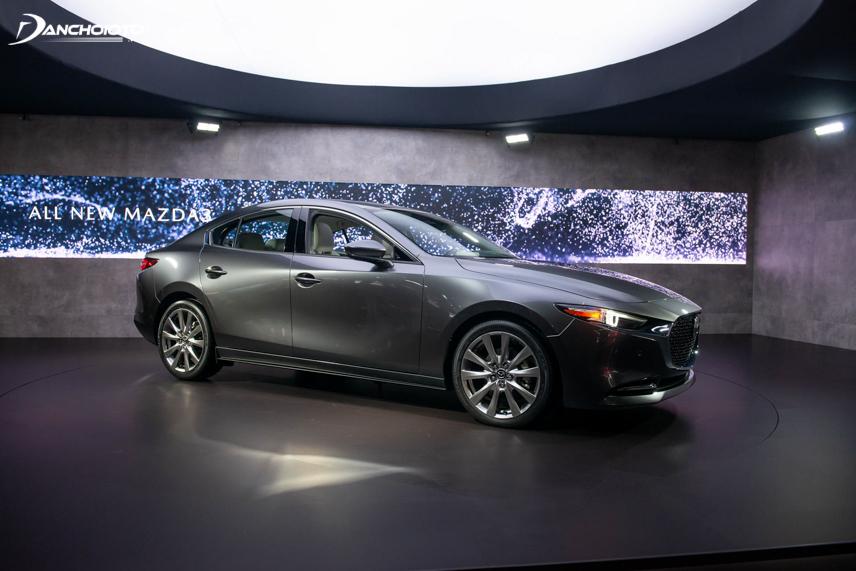 Tháng 11/2018, Mazda chính thức trình làng Mazda 3 2019 - mở đầu thế hệ thứ 4