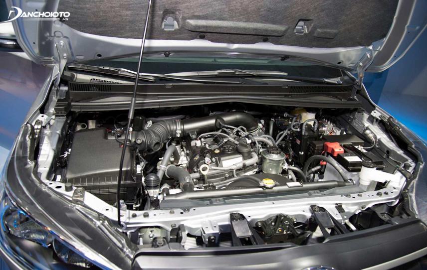 Động cơ dung tích 2.0 lít của Toyota Innova có nhiều điểm yếu trong vận hành