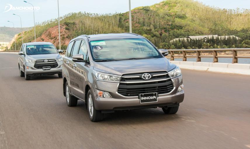 Toyota Innova sở hữu nhiều thế mạnh vượt trội