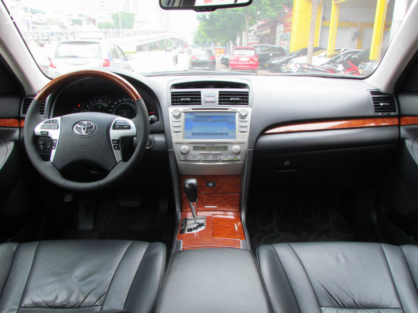 Nội thất Toyota Camry 2007 - 2011