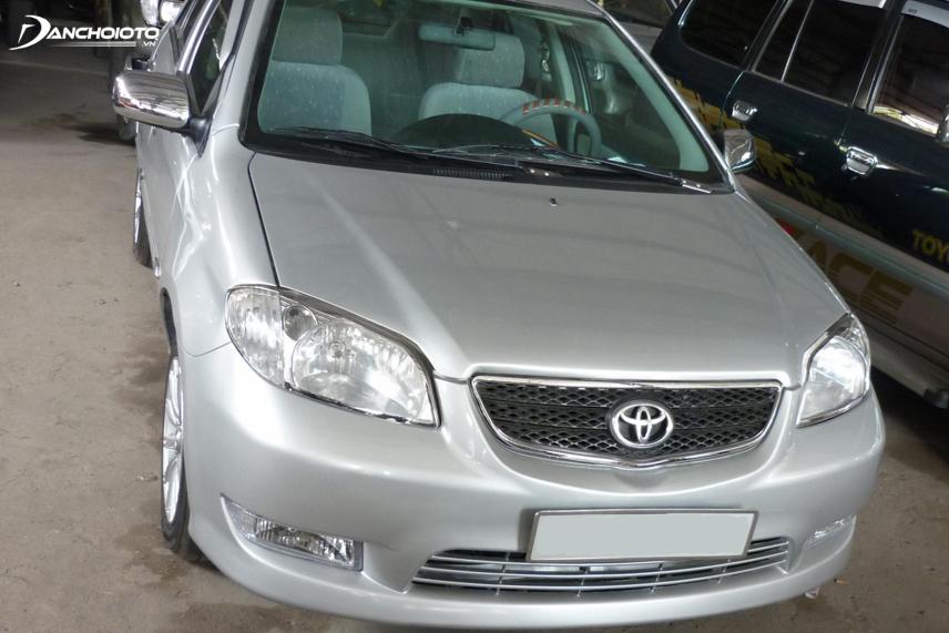 Toyota Vios 1.5G 2006