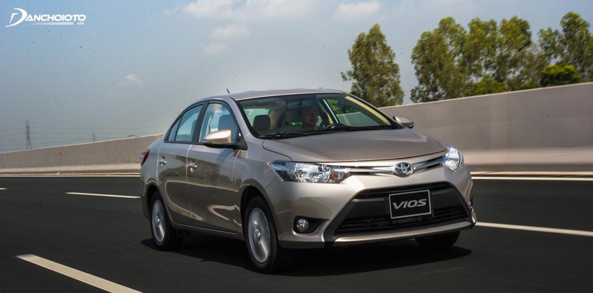 Toyota Vios được đánh giá sở hữu khả năng vận hành bền bỉ