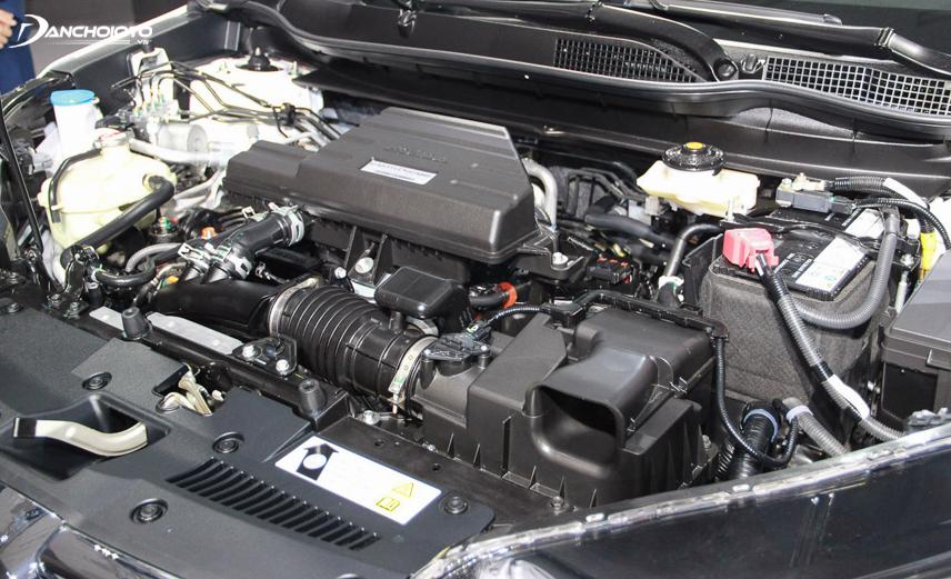 Honda CR-V thế hệ mới nhất trang bị động cơ 1.5L Turbo cho công suất mạnh mẽ
