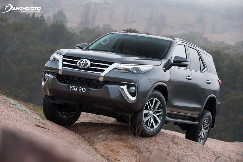 Toyota Fortuner 2016 chính thức mở ra thế hệ thứ 2