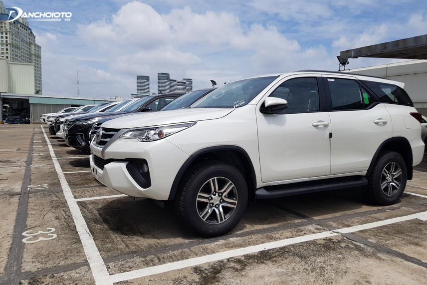 Toyota Fortuner tại Việt Nam hiện chủ yếu nhập khẩu từ Indonesia