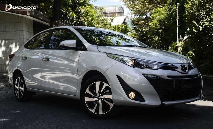 Toyota Vios sở hữu nhiều yếu tố cốt lõi tạo nên sự thành công lớn