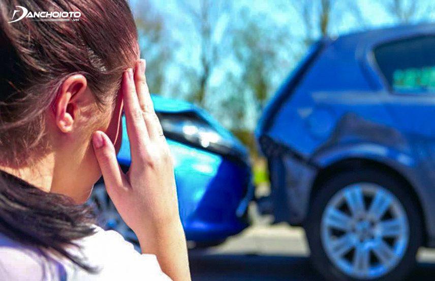 Bảo hiểm vật chất sẽ chia sẻ gánh nặng với bạn nếu không may xe bị hư hỏng
