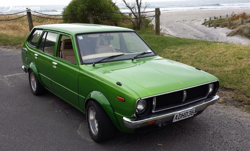 Toyota Corolla phiên bản năm 1977