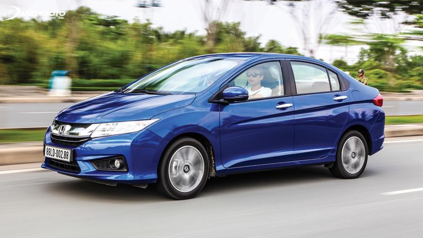 Honda City sở hữu khả năng vận hành êm ái, tiết kiệm nhiên liệu