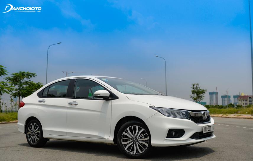 Trải nghiệm vận hành của Honda City cũng mang dáng dấp đặc trưng của một mẫu xe đô thị
