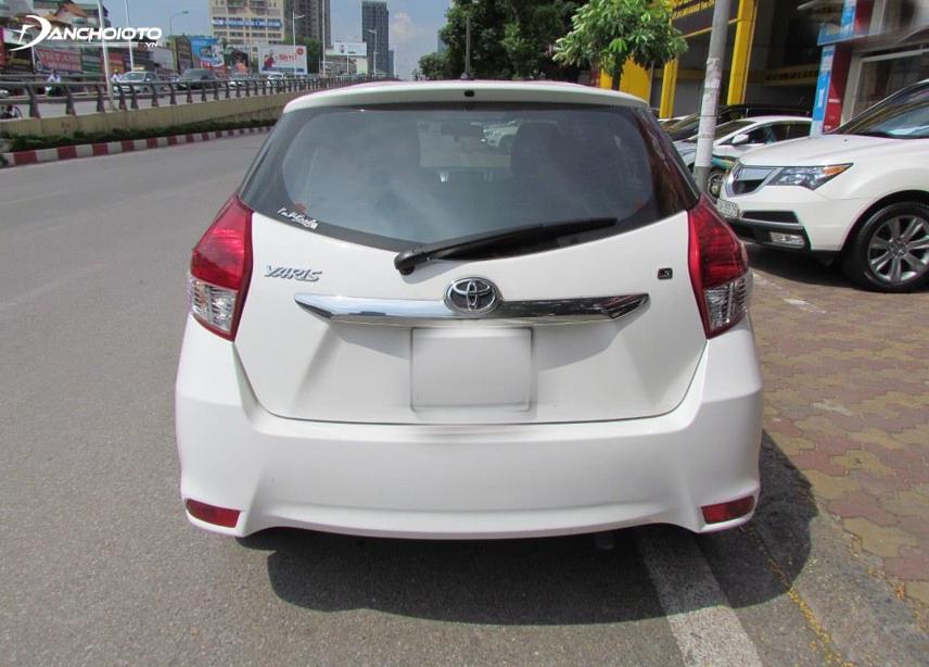 Cơ hội tìm mua được một chiếc Toyota Yaris rất cao
