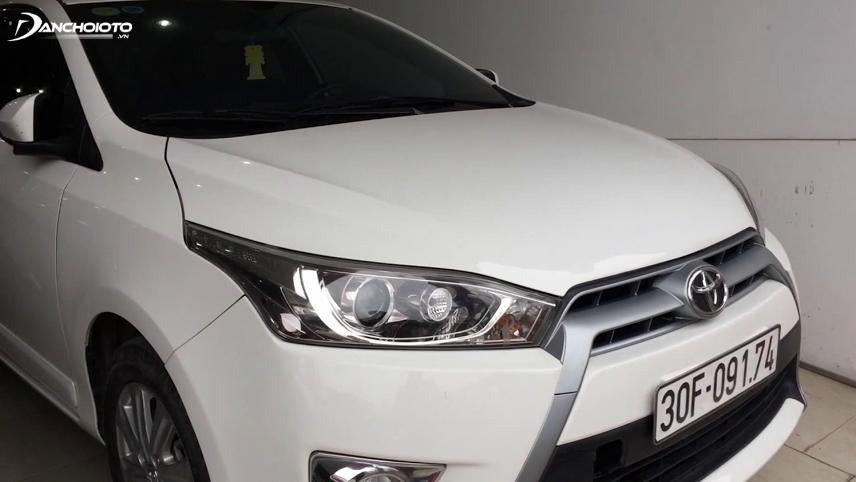 Toyota Altis sở hữu độ bền bỉ cao