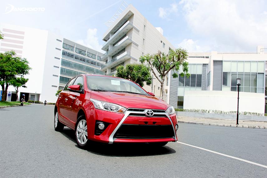 Toyota Yaris 2014 1.3 cho trải nghiệm lái mượt mà