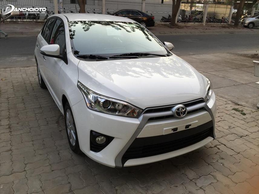 Toyota Yaris 2016 sử dụng động cơ 1.5L mạnh mẽ