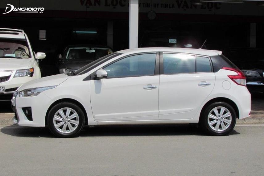 Toyota Yaris tiết kiệm xăng vượt trội