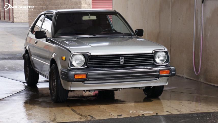 """Năm 1980, Honda Civic đạt giải """"Chiếc xe nhập khẩu của năm"""" tại Mỹ"""