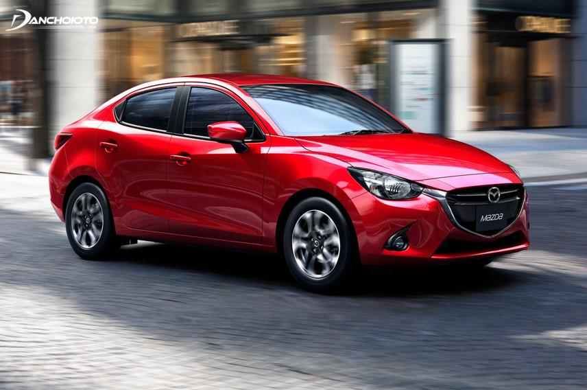 Mazda 2 2016 - 2017 đẹp mắt với ngôn ngữ thiết kế KODO
