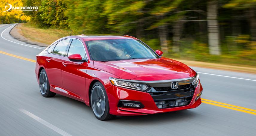Khả năng Honda Accord được đánh giá cao