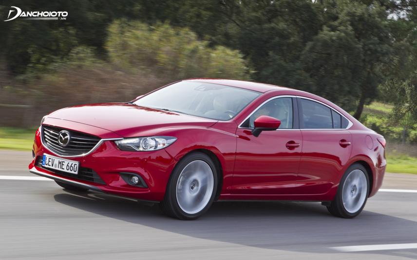 """Mazda 6 2013 """"lột xác"""" hoàn toàn với ngôn ngữ thiết kế KODO"""