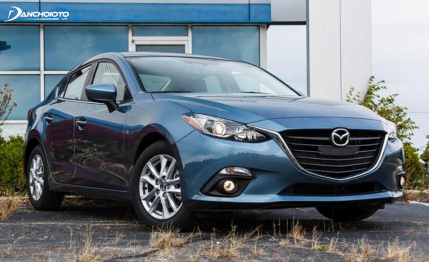 Mazda 6 cũ có giá bán hợp lý
