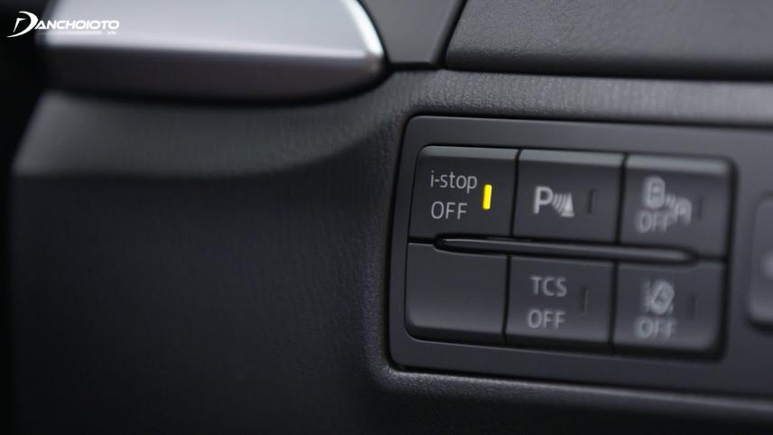 Nhiều người dùng Mazda 6 than phiền về một lỗi chung thường gặp đó là lỗi i-Stop