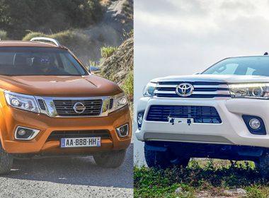 Mua xe bán tải cũ bản cao cấp: Chọn Toyota Hilux hay Nissan Navara?